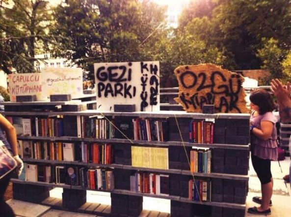 GeziParkLibrary